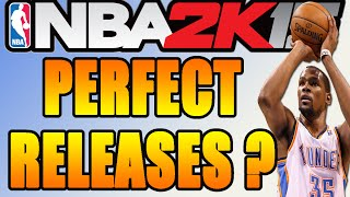 NBA 2K15 Tip - How to Get Perfect Releases/Shoot! (NBA 2K15 Tips & Tricks)