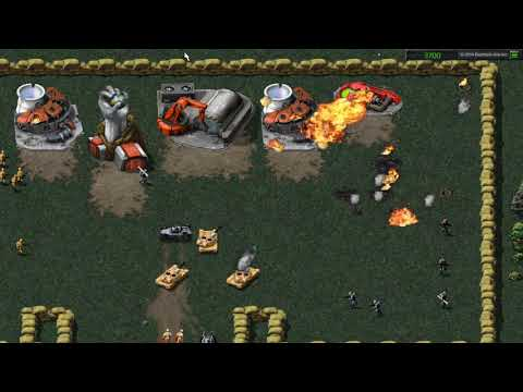Command & Conquer : Remastered : Premier teaser de gameplay