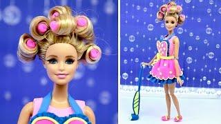 Кукла Барби - Домохозяйка своими руками Одежда для кукол DIY Легкий пластилин