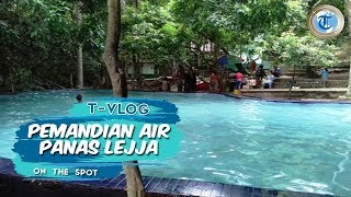 VLOG | Nikmati Pemandian Air Panas Permandian Lejja di Soppeng