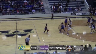 6A State Girls: North Little Rock vs. Fayetteville - 2/28/19