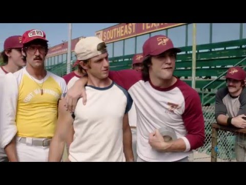 Video trailer för 'Everybody Wants Some' Trailer Reveals Linklater's 'Dazed and Confused' Spiritual Sequel