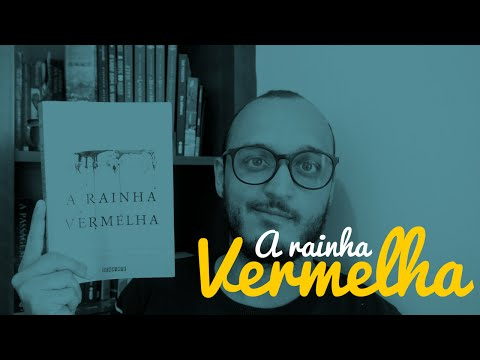 A RAINHA VERMELHA - VICTORIA AVEYARD [Resenha em 5 Pontos]