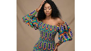 2020 Hot Ladies Ankara Styles & Kente Dress For African Queens