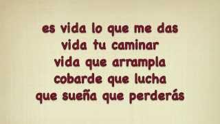 Que Bonita La Vida - Dani Martin Letra (HD)