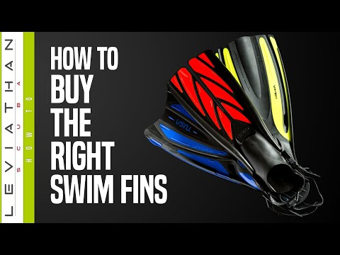 5280 Scuba – How to Buy the Right Swim Fins