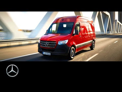 Mercedes-Benz Sprinter Test Drive: Netherlands Impressions