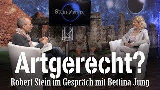 Artgerecht? – Bettina Jung bei SteinZeit