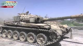 Операция Сирийской армии в Джобаре (р-н Дамаска). Бои за частный сектор.Часть 1