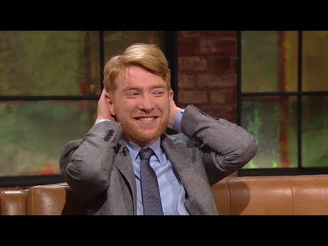 A blast from the past for Domhnall Gleeson | The Late Late Show | RTÉ One