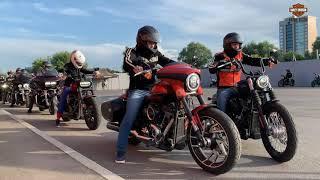 Трак Тур Harley-Davidson в Казани 20-21 июля 2019