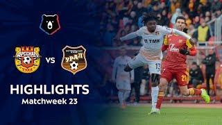 Highlights Arsenal Vs FC Ural (0-0)