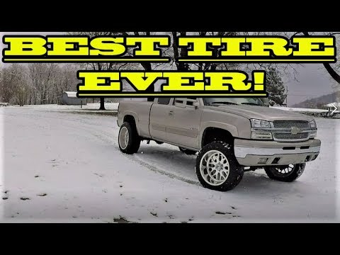 Are Toyo Open Country R/Ts the BEST Snow Tire?