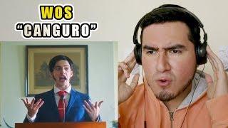 EL RAP EXPERIMENTAL DE WOS | WOS   CANGURO (Video Reacción)