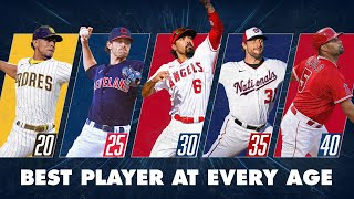 MLB's Best Players at Every Age!