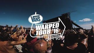 Bullet For My Valentine - Vans Warped Tour 2016