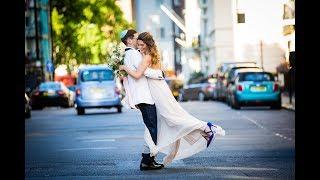 J & C | Dartmouth House, Modern Jewish Wedding, Jewish London Wedding, Mayfair Wedding, Chuppah