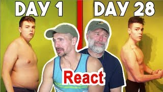 Montana Guys React to ProGamerJay- 28 Days without Food!