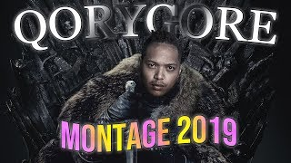 QORYGORE MONTAGE 2019 BEST MOMENT GAMES AND VLOG