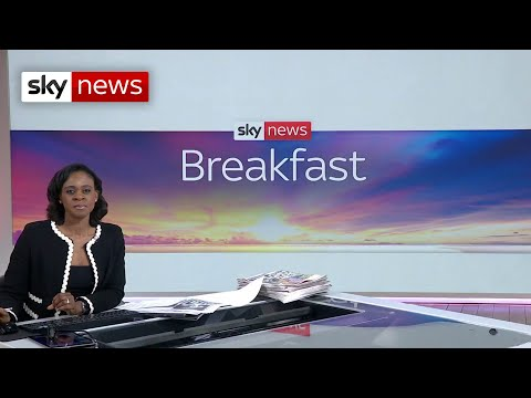 Sky News Breakfast: Nation mourns Prince Philip and England's pubs and restaurants prepare to reopen