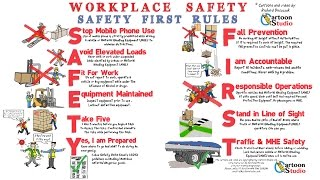 Workplace Safety Whiteboard Video