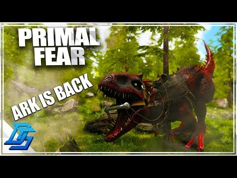 Modded Ark - Primal Fear - [E12] New Celestial Griffin