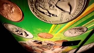 Treasure Hunting Coinstar Change Machines