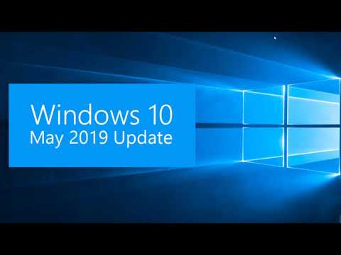 Windows 10 May 2019 November 2019 update problems background noise October 30th 2019