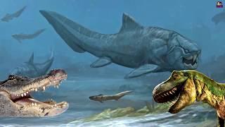 10 สิ่งมีชีวิตใตน้ำที่โหดร้ายและน่ากลัวที่สุดตั้งแต่โลกเคยมีมา