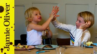 How to cook Crispy Fish | Buddy Oliver | 4 of 5 #KitchenBuddies
