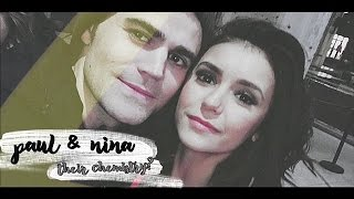 "Paul & Nina | ""Do You Think We Have Chemistry?"""