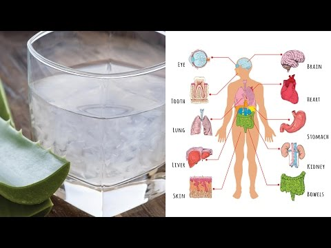 Video 8 Health Benefits of Aloe Vera Juice | Natural Cures