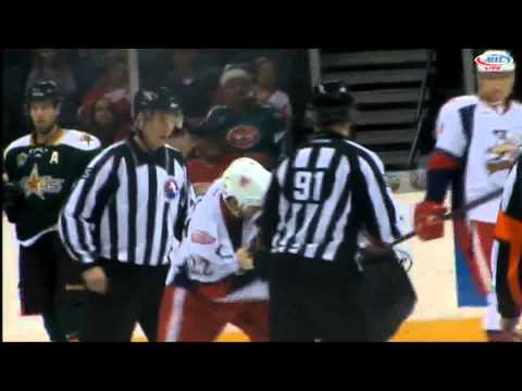 William Wrenn vs Jordin Tootoo