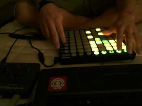 Boooyaaa! Must Hear! Ableton and Launchpad Electro House Jam