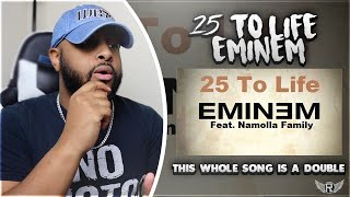 25 TO LIFE - EMINEM | ITS JUST LIKE GOOD GUY (A DOUBLE) | REACTION