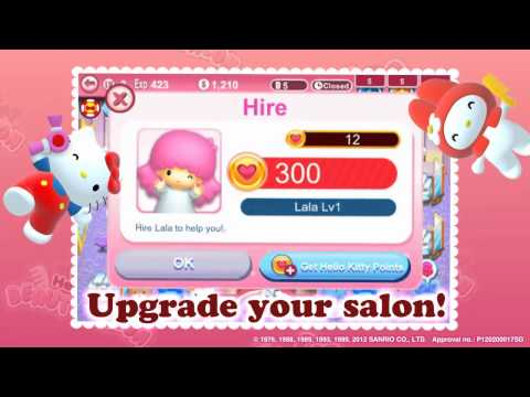 Video of Hello Kitty Beauty Salon