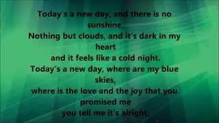Kirk Franklin - I Smile (Lyrics)