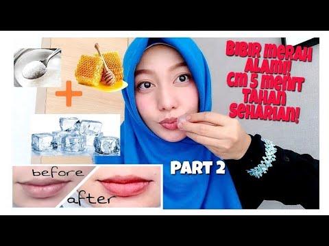 Cara Memerahkan Bibir Menggunakan Pasta Gigi Pepsodent