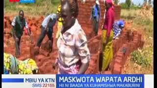 Maskwota katika eneo la Mbeere wapata ardhi