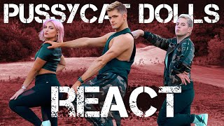 Pussycat Dolls - React | Caleb Marshall | Dance Workout