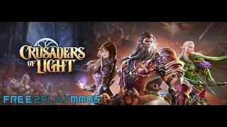 Crusaders of Light Gameplay Android / iOS