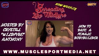 How To Date a Female Bodybuilder