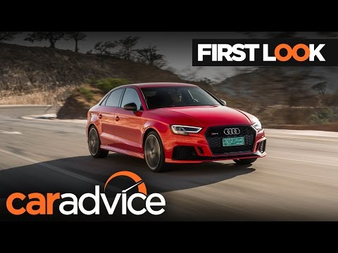 2017 Audi RS3 sedan review | CarAdvice