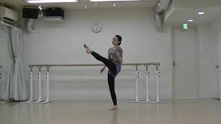 宝塚式バレエレッスン動画〜12月の課題②〜ジャンプ力を鍛えましょうのサムネイル