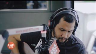 "Johnoy Danao Performs ""Ikaw At Ako"" LIVE On Wish 107.5 Bus"