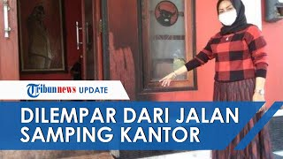 Kronologi Teror Bom Molotov di Kantor DPC PDIP Cianjur, Dilempar dari Jalan Samping Kantor