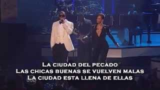 Jay-Z - Empire State of Mind ft. Alicia Keys [LIVE] 'Subtitulos en Español'
