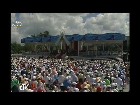 Messe du Pape François à Holguin à Cuba