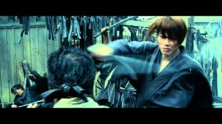 Rurouni Kenshin 2  The Great Kyoto Arc Official Trailer HD 2014