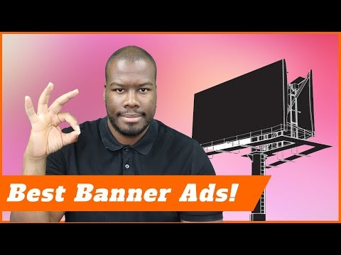How to create amazing Google Ads (AdWords) banner ads 🔥